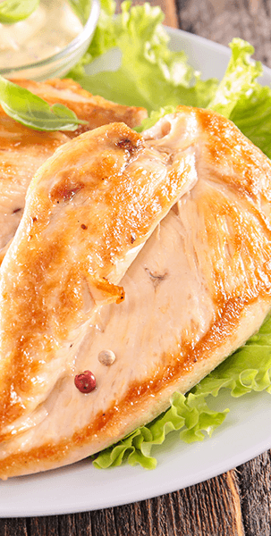 Chicken meat is essential for brain health